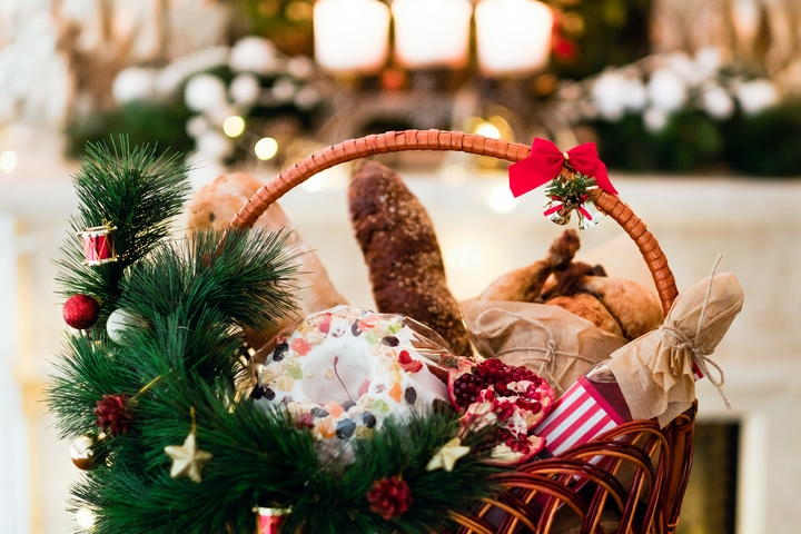 for those who enjoy more gourmet treats you can surprise them with a gourmet christmas gift basket this type of basket can include fine cheeses biscotti