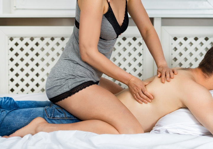 sensual massage partners